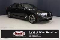 Used 2017 BMW 540i Sedan near Houston