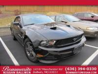 Used 2012 Ford Mustang V6 Premium Convertible in Ballwin, Missouri