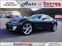 2009 Saturn SKY Red Line 2dr Convertible