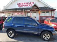 2002 Chevrolet Tracker 4WD 4dr SUV