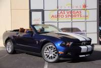2012 Ford Mustang V6 Premium 2dr Convertible