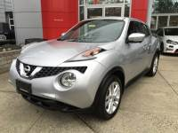 Certified Pre-Owned 2015 Nissan Juke SV SUV For Sale in Wilton, CT