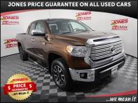 2015 Toyota Tundra Limited Truck Double Cab 4x4