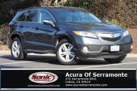 Certified 2015 Acura RDX Base w/Technology Package For Sale in Colma CA | Stock: PFL027667