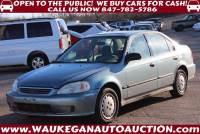 1999 Honda Civic LX 4dr Sedan