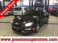 Certified Used 2016 Chevrolet Cruze Limited 1LT Auto Sedan in Burton, OH