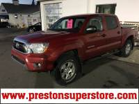 Used 2012 Toyota Tacoma V6 Double Cab 4WD Truck Double Cab in Burton, OH
