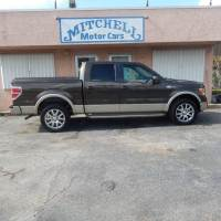 2009 Ford F-150 4x4 King Ranch 4dr SuperCrew Styleside 5.5 ft. SB