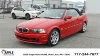 Used 2002 BMW 325 Ci For Sale in York, PA | Apple Subaru Serving Shrewsbury PA | Stock #: F10595AA