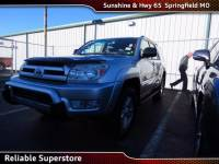2004 Toyota 4Runner SR5 SUV RWD For Sale in Springfield Missouri