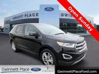 Used 2017 Ford Edge Titanium SUV For Sale in Duluth
