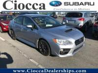2017 Subaru WRX Manual Sedan in Allentown