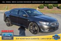 Certified Pre-Owned 2015 Ford Taurus SEL Sedan V-6 cyl in Ashland, VA