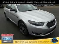 Certified Pre-Owned 2015 Ford Taurus SHO Sedan V-6 cyl in Ashland, VA