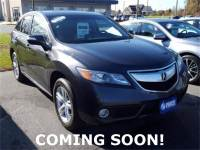 Certified Pre-Owned 2015 Acura RDX Technology Package For Sale Lawrenceville