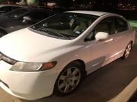 2006 Honda Civic LX Sedan FWD