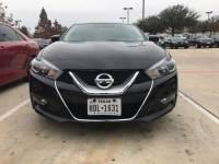 2016 Nissan Maxima Sedan FWD