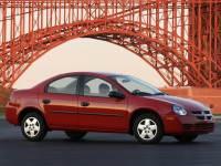 2004 Dodge Neon SXT 4dr Sedan