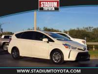Certified Pre-Owned 2015 Toyota Prius V STD FWD