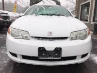 2004 Saturn Ion 3 4dr Coupe w/Front and Rear Head Curtain Airbags