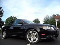 2008 Audi A4 2.0T S LINE 6 SPEED MANUAL