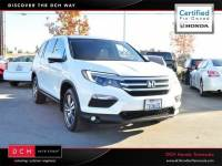 Certified Pre-Owned 2016 Honda Pilot 2WD 4dr EX in Temecula