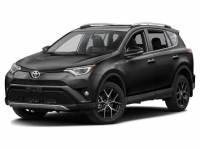 Certified Pre-Owned 2017 Toyota RAV4 SE SE AWD All-wheel Drive in Hiawatha, IA