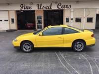 2004 Chevrolet Cavalier LS Sport 2dr Coupe