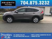 Certified Pre-Owned 2013 Honda CR-V For Sale in Huntersville NC | Serving Charlotte, Concord NC & Cornelius | VIN: 5J6RM3H74DL040790