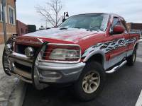 1997 Ford F-150 3dr XL 4WD Extended Cab LB