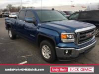 Certified Pre-Owned 2015 GMC Sierra 1500 SLE 4WD Extended Cab
