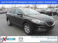 Pre-Owned 2015 Mazda CX-9 Touring FWD 4D Sport Utility