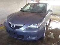 2007 Mazda MAZDA3 i Touring 4dr Sedan (2L I4 5M)