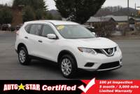Certified Used 2016 Nissan Rogue S AWD