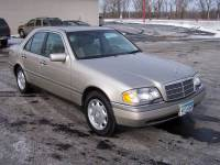 1996 Mercedes-Benz C-Class C 280 4dr Sedan