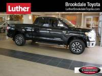 2017 Toyota Tundra 4WD Limited Double Cab 6.5 Bed 5.7L FFV Truck Double Cab