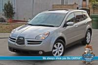 2006 Subaru B9 TRIBECA 7-PASS LIMITED LEATHER NAVIGATION SERIVCE RECORDS NEW TIRES 1-OWNER