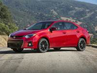 2016 Toyota Corolla S Plus Sedan Front-wheel Drive in Waterford