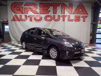 2012 Toyota Prius 1 OWNER PLUG-IN ADVANCED HYBRID SYNERGY DRIVE!