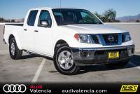Used 2010 Nissan Frontier Truck Crew Cab For Sale in Valencia