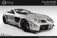 2008 Mercedes-Benz SLR McLaren Roadster Fab Desire | 1 of 10 Cars Built by Fab Design Limited Edition Rear Wheel Drive Convertible
