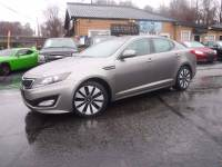 2012 Kia Optima SX Turbo 4dr Sedan 6A