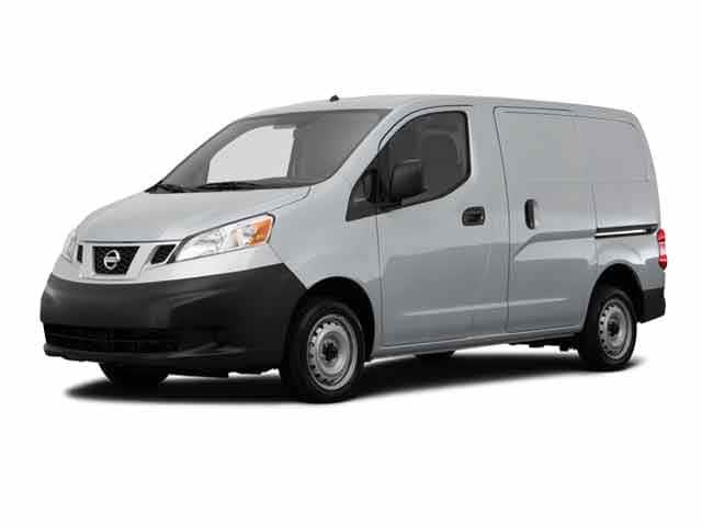 Photo Used 2016 Nissan NV200 SV Van Compact Cargo Van in Fairfield CA