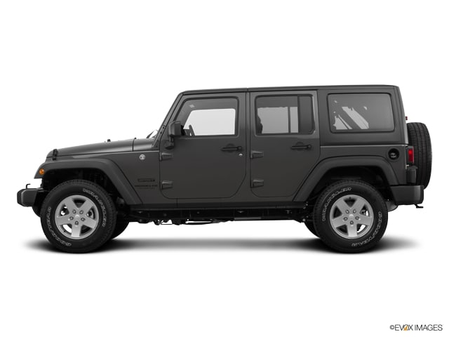 Photo 2016 Jeep Wrangler Unlimited Black Bear SUV 4x4 in Pensacola