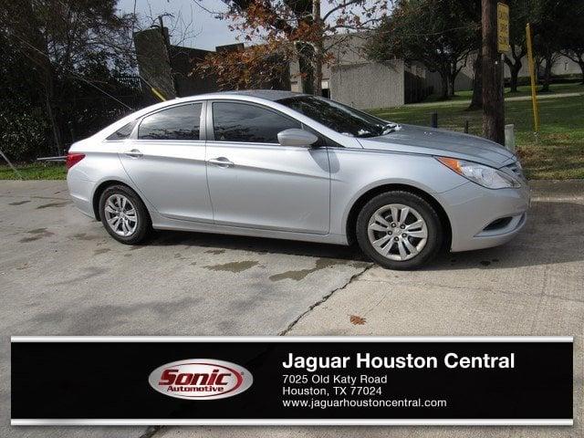 Photo Used 2012 Hyundai Sonata GLS in Houston, TX