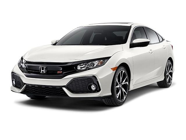 Photo Used 2017 Honda Civic Si White Orchid Pearl For Sale  Bennington VT  VIN2HGFC1E53HH704939