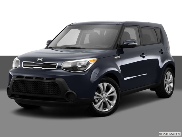 Photo Used 2014 Kia Soul Hatchback in Hazelwood  Greater St. Louis MO