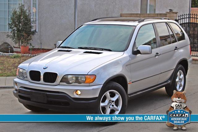 Photo 2001 BMW X5 3.0L PREMIUM PKG AUTO 1-OWNER LEATHER SUNROOF ALLOY WHLS SERVICE RECORDS