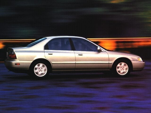 Photo Used 1996 Honda Accord LX For Sale in Danbury CT
