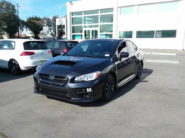 Photo 2015 Subaru WRX Long Beach, CA